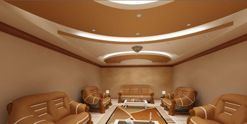 false ceiling designe guraon interiors decorators