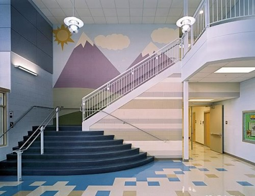 Civil Contractor Building Construction Architectural Design services for Schools in India