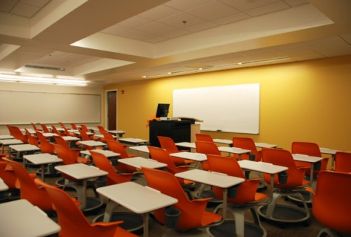 classroom interior designer architects builder contractors in delhi gurgaon india